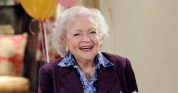 Betty White shares her secrets to living to 99