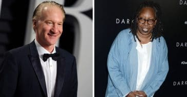 Bill Maher Has Some Words For Whoopi Goldberg On Black National Anthem — Again