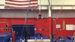 Brian Solomon participates in six disciplines as a gymnast