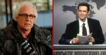 Chevy Chase remembers his late colleague and friend Norm Macdonald