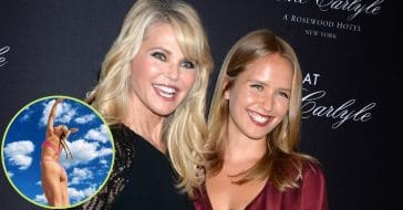 Christie Brinkley's Daughter, Sailor, Shows Off In Cheeky Instagram Photo