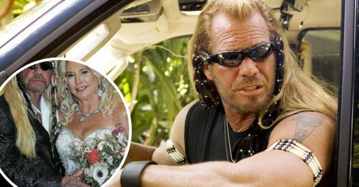 Duane Chapman shares first photo from his wedding