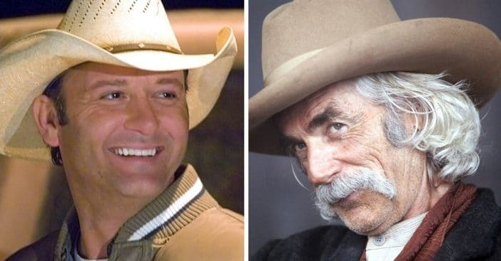 First look at Tim McGraw and Sam Elliott in 1883