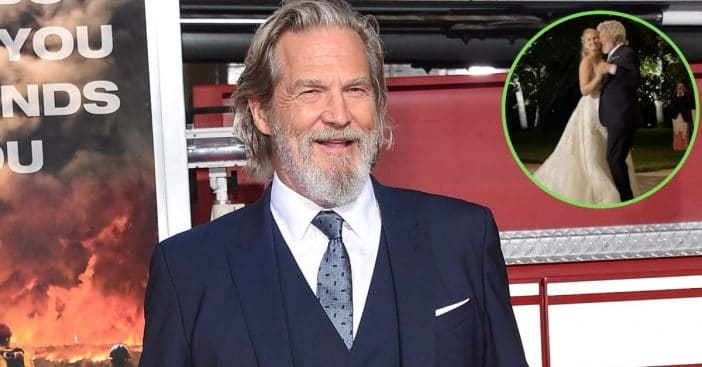 Jeff Bridges Dances With His Daughter After Her Wedding Following His Cancer Recovery