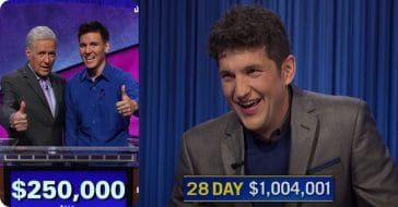 'Jeopardy!' Fans Shocked After James Holzhauer Puts Matt Amodio On Blast