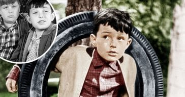 Jerry Mathers searched for Rusty Stevens for years