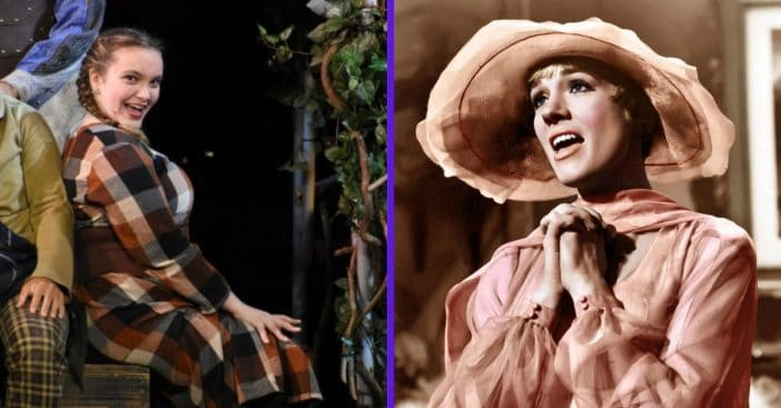Julie Andrews' Granddaughter, Hope, Is A Skilled Stage Actor And Weightlifter