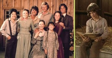 Labyorteaux in 'Little House on the Prairie'