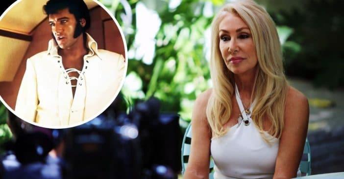 Linda Thompson recalls memory with Elvis looking like a Greek God