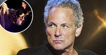 Lindsey Buckingham thinks Stevie Nicks is still in love with him
