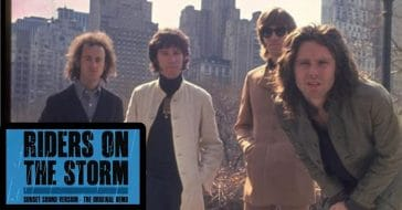 Listen To This Rare Original Demo Audio Of The Doors' Riders On The Storm (1)