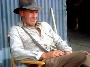 Indiana Jones 4, Harrison Ford