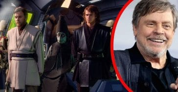 Mark Hamill comes to the defense of the 'Star Wars' prequels
