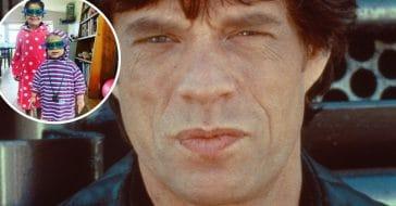Meet Mick Jaggers great grandkids