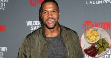 Michael Strahan Gives Us A Peak Inside 'Delicious' Labor Day Celebrations With Twin Daughters