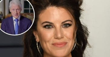 Monica Lewinsky shares how she feels about Bill Clinton now
