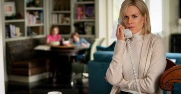 Nicole Kidman would come home with injuries from work