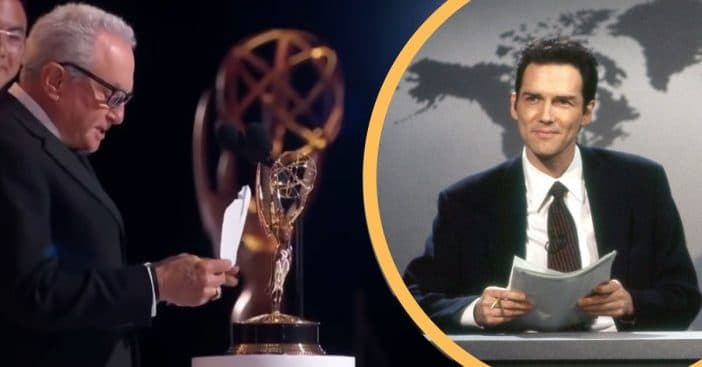 Norm Macdonald honored at the 2021 Emmys