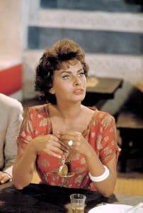 LEGEND OF THE LOST, Sophia Loren