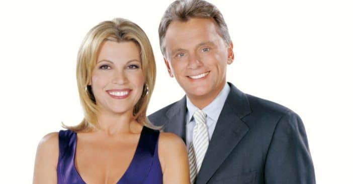 Pat Sajak and Vanna White sign on to continue hosting Wheel of Fortune through 2024