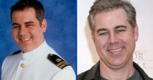 Patrick Labyorteaux during and after JAG