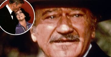 Read the telegram Elizabeth Taylor sent to John Wayne