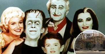 Rob Zombie shares updates from The Munsters reboot