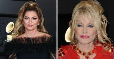 Shania Twain Honors Dolly Parton In Popular TikTok Challenge