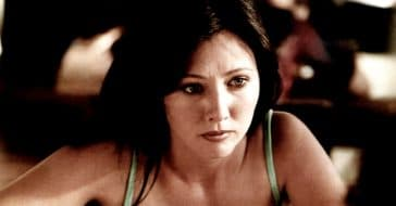 Shannen Doherty says she never complains about living with cancer