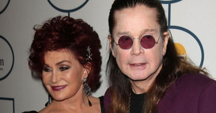 Sharon Osbourne Opens Up About 'Volatile' Relationship With Ozzy