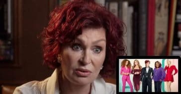 Sharon Osbourne Shares Death Threats She And Ozzy Received After 'The Talk' Exit