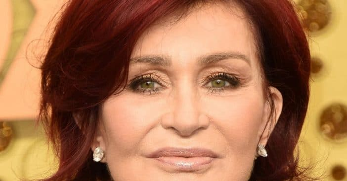 Sharon Osbourne says it is not safe to be on TV anymore