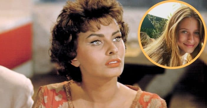 Sophia Loren's granddaughter Lucia