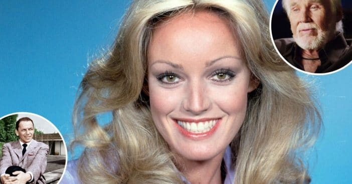 Susan Anton talks about being a poster girl and famous friends