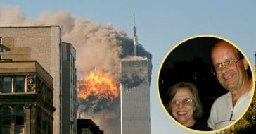 The Story Behind Two Strangers Who Fell In Love During 911