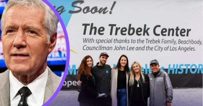 The Trebek Center for the Homeless received a huge donation from 'Jeopardy!'