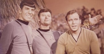 The original Star Trek celebrates its 55th anniversary with a special event