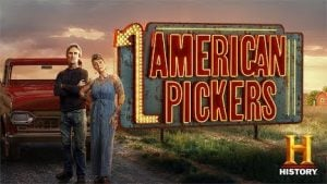 This remains the highest price tag of an American Pickers purchase to date