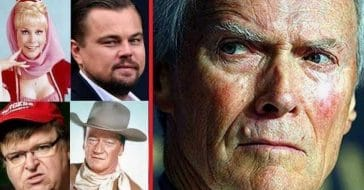 Top Celebs Who ABSOLUTELY HATE Clint Eastwood