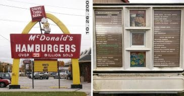 Twitter Users Discover Vintage Abandoned McDonald's On Remote Island In Alaska