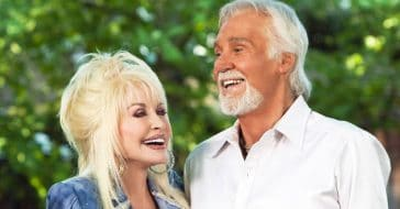 Watch Kenny Rogers and Dolly Parton final duet