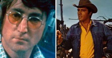 Why Elvis Presley hated John Lennon