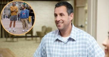 Why Netflix Asked Adam Sandler To Rewrite His Movie So It's Not Set In China