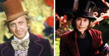 'Willy Wonka' Fans Debate Gene Wilder Or Johnny Depp