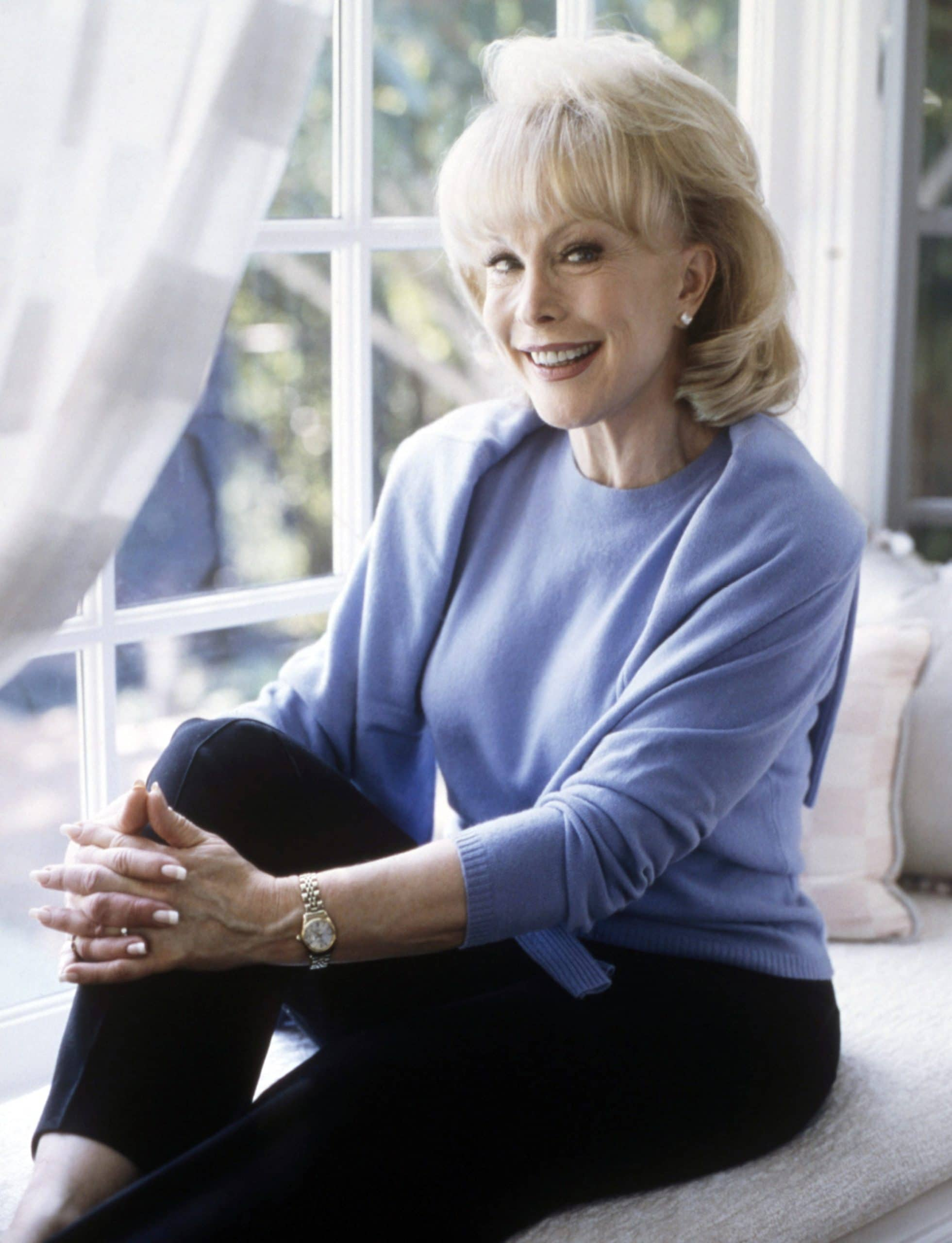 Barbara Eden, 1998 (photo by Heather Conley)