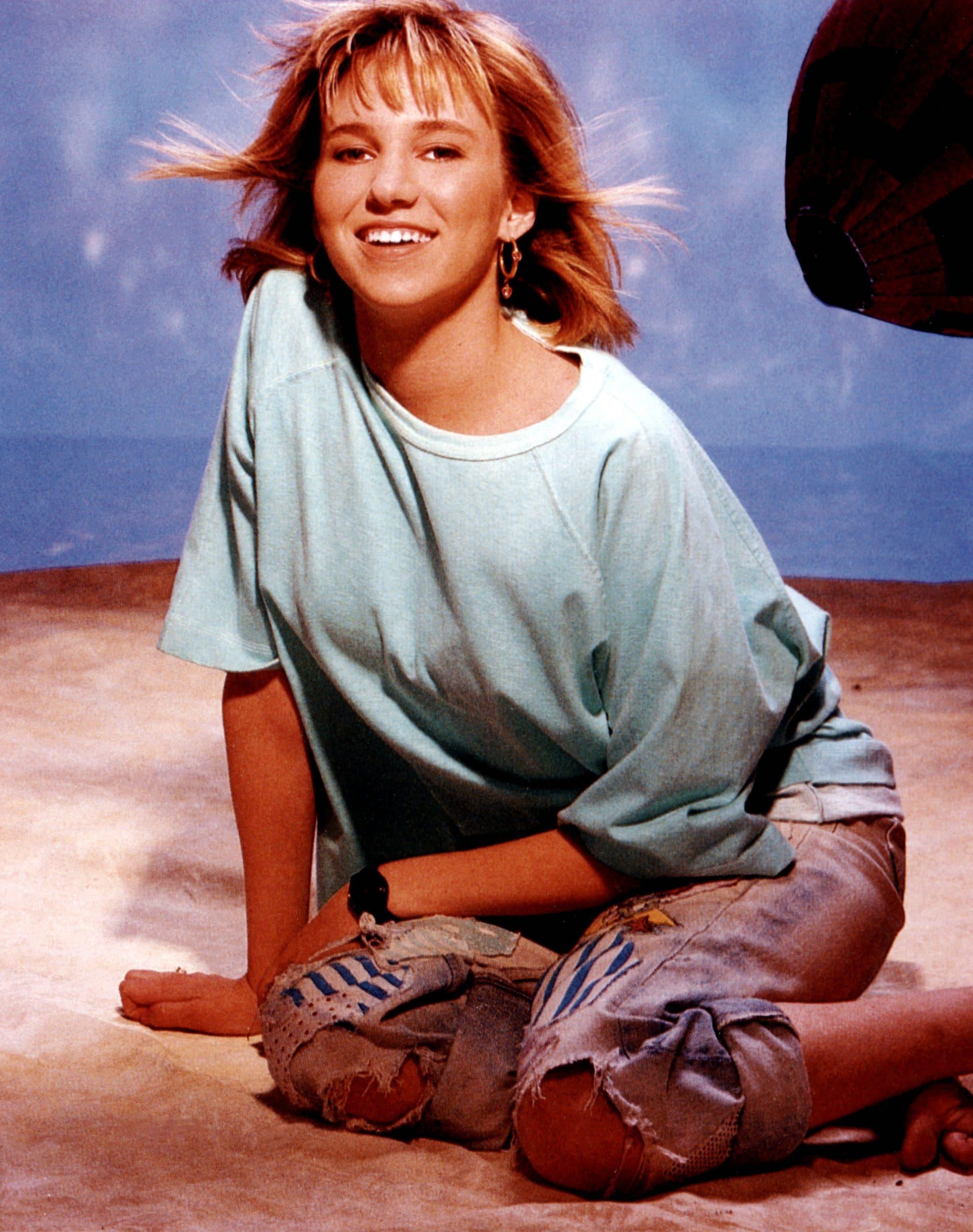 Debbie Gibson, circa 1988
