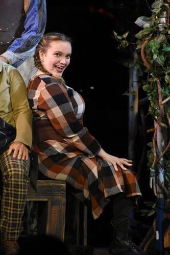 Hope Hamilton in 'Camelot'