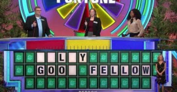 'Wheel Of Fortune' Contestant's Wrong Answers Make The Rounds On Social Media