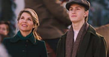 A new clip shows Lori Loughlin in 'When Hope Calls'