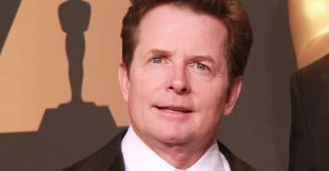Actor and Parkinson's research advocate Michael J. Fox